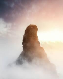 Mount Fanjingshan, China
